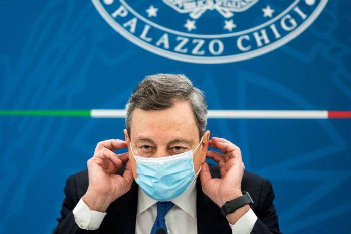 Decreto Draghi riaperture