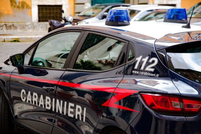 operazione Hall pass, carabinieri