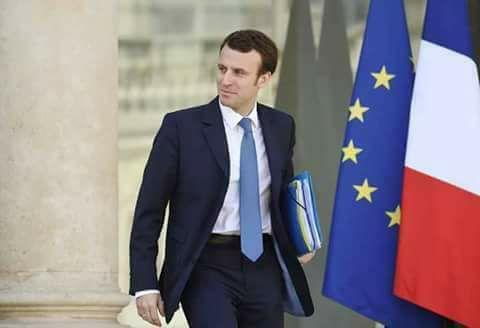 Covid Francia Macron