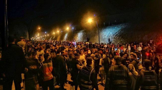 Migranti a Ceuta