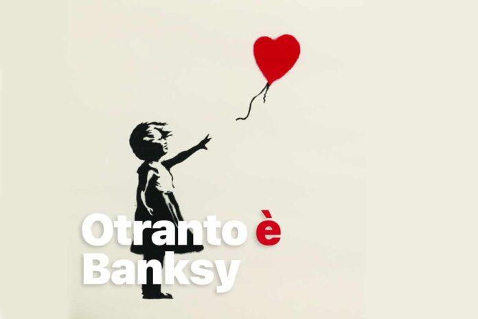 Banksy a Otranto