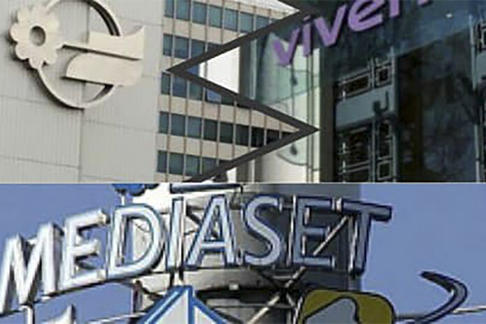 Mediaset, Fininvest e Vivendi