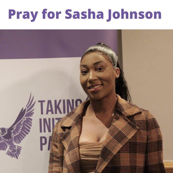Sasha Johnson
