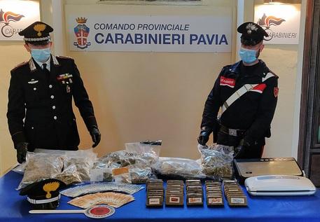 Carabinieri di Pavia