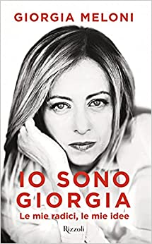 Giorgia Meloni, libro