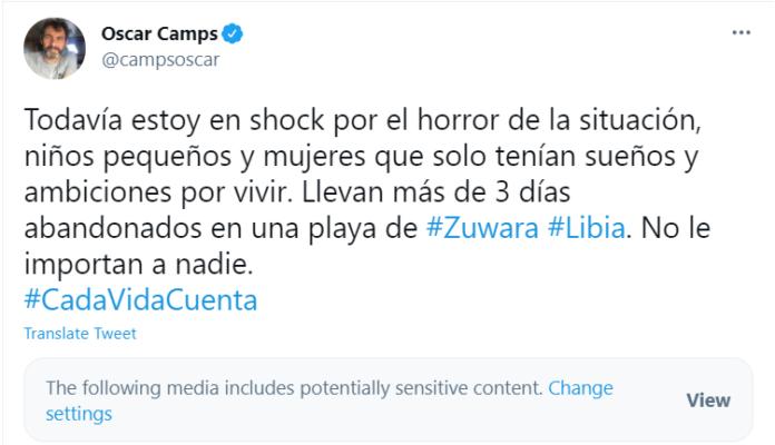 Oscar Camps
