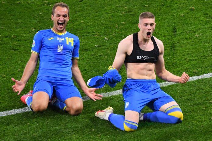 Euro2020 Svezia Ucraina