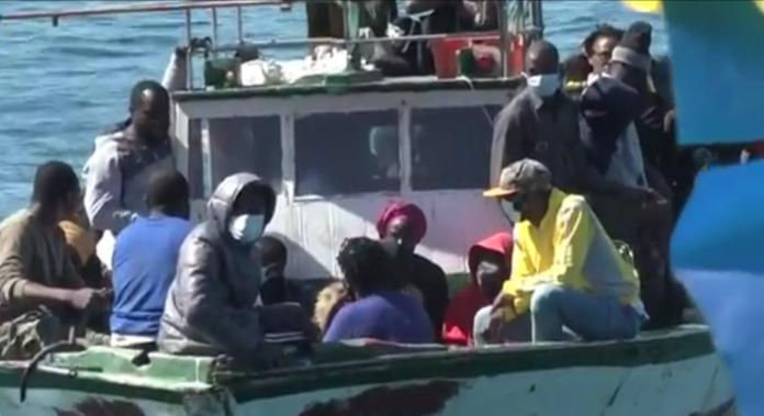 Lampedusa 12 giugno 2021
