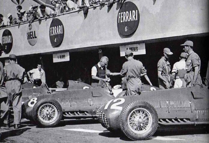 375 F1, Silverstone, 1951
