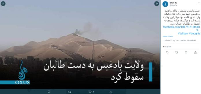 afghanistan 7 luglio
