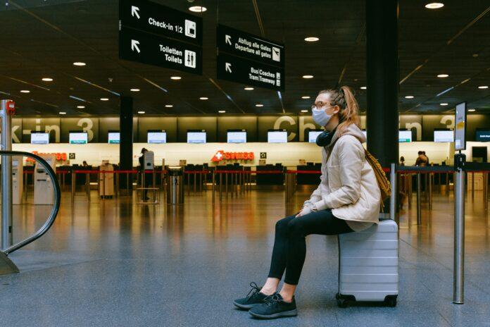 Covid Aeroporto
