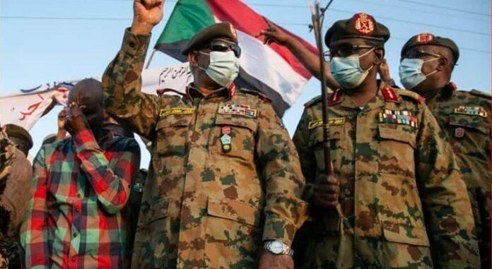 Sudan Colpo stato golpe