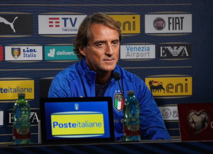 Mancini Italia-Lituania