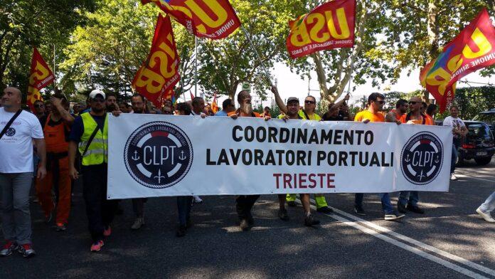 Coordinamento Lavoratori Portuali Trieste CLPT